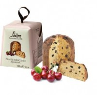 Panettoncino all'amarena 100 g - Loison