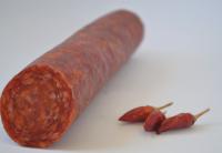 Raich Speck Peperoncinosalami - Pikante Salami aus Südtirol, ca.260g