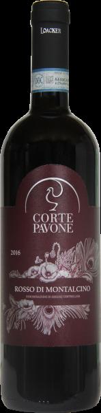 Rosso di Montalcino D.O.C. 2016 - Weingut Tenuta Corte Pavone