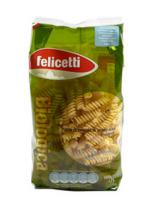 Felicetti BIO Fusilli - biologische Spiralnudeln aus Hartweizengrieß, 500g