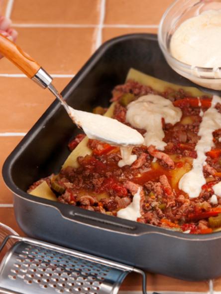 Felicetti-Lasagne-Bechamelsauce