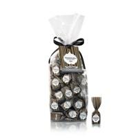Trifulot süße schwarze Trüffel-Pralinen mit Haselnuss des Piemont IGP, 200g - Tartuflanghe