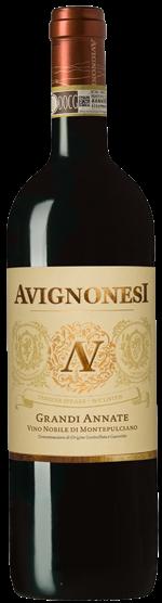 Vino Nobile di Montepulciano Riserva Grandi Annate D.O.C.G. 2012 - Avignonesi