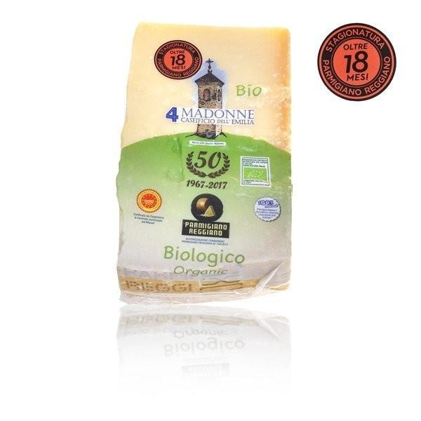 Parmigiano Reggiano DOP Biologico über 18 Monate