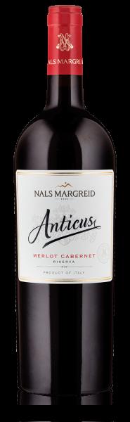 Anticus Merlot-Cabernet, Riserva DOC 2017 - Kellerei Nals Margreid