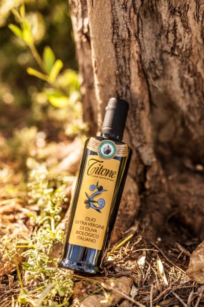 Olio extra vergine d'oliva BIO Titone 0.5 L - Titone