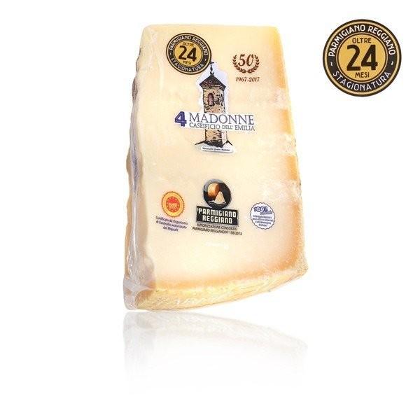 Parmigiano Reggiano über 24 Monate