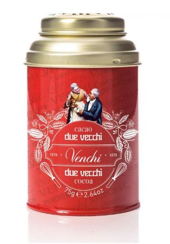 Kakaostreuer-Dose, 75 g - Venchi S.p.A.