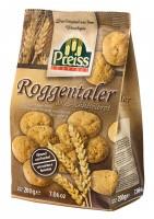 Roggentaler, panini con cumino e finocchio, 200g - Preiss