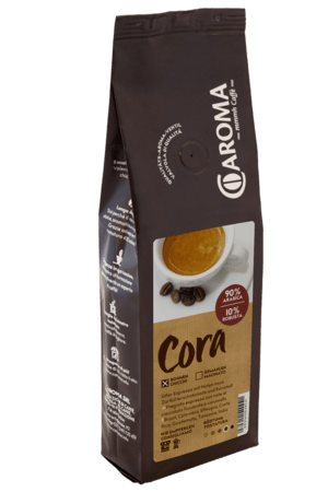 Cora 90% Arabica 10% Robusta - Caroma