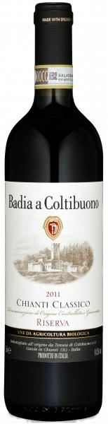Chianti Classico Riserva DOCG 2012 BIO - Weingut Badia a Coltibuono