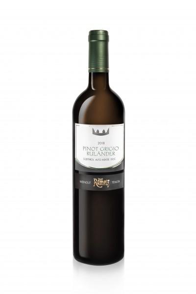 Südtiroler Ruländer Pinot Grigio DOC 2020