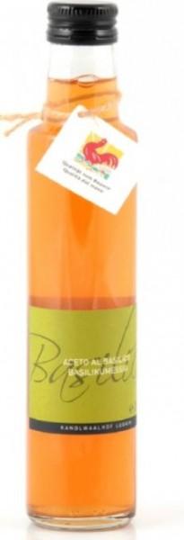 Luggin Kandlwaalhof Basilikumessig - Excellenter Apfelessig mit Basilikum,250ml