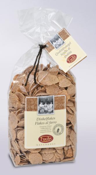 Fuchs Naturkost Dinkel-Cornflakes - Dinkel-Flakes, 300g