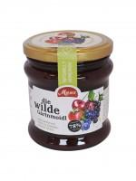 "Composto ""die wilde Gartenmoidl"" - Frutta da giardino, 340ml - Panificio Moser"