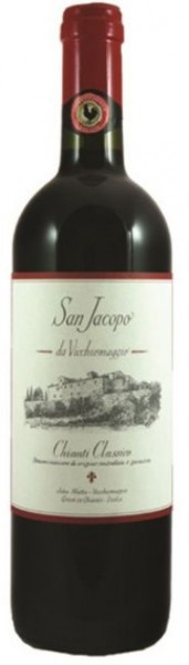 Chianti Classico San Jacopo DOCG 2018 - Vicchiomaggio