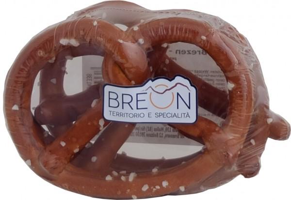 Brezen - 3 Südtiroler Brezen aus Weizenmehl, 60 g - Breon Bozen