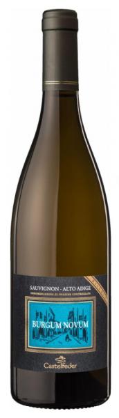 Sauvignon Riserva Burgum Novum DOC 2017 - Weingut Castelfeder
