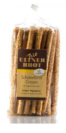 Grissini Regiograno con pane di segale croccante ca. 200g - Ultner Brot