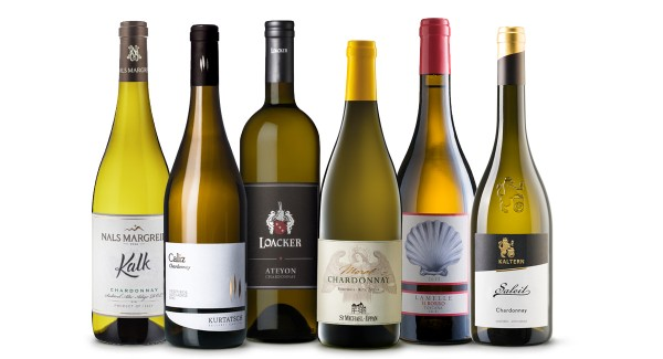 Must have Chardonnay Box - 6 vini Chardonnay di ottima qualitá