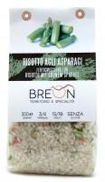 Spargelrisotto - fertige Mischung für Risotto mit grünem Spargel, 300g - Breon Bozen