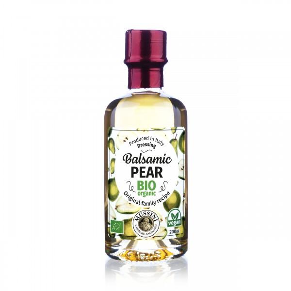 Condimento Balsamico Birne BIO, I.G.P. , 200ml - Mussini