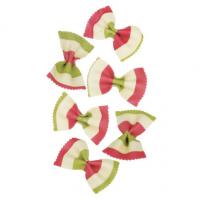 Schmetterlingsnudeln in den Farben der Italienischen Flagge 250 g - Marabotto