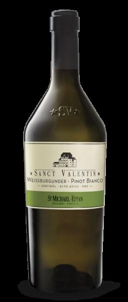 Pinot Bianco Sanct Valentin Alto Adige DOC 2018 - Cantina San Michele Appiano
