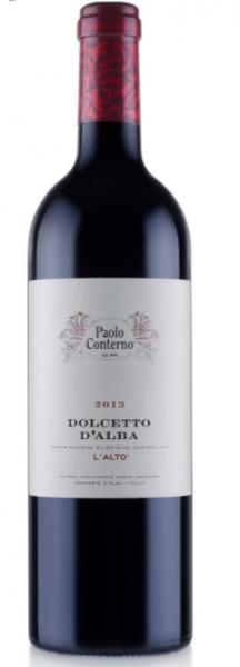 Dolcetto d` Alba L`Alto DOC 2015 - Paolo Conterno
