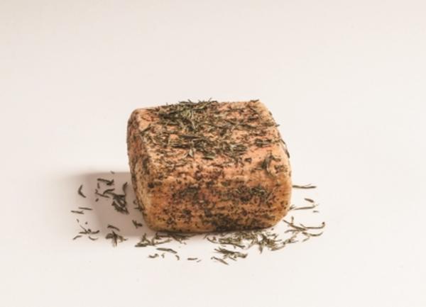 Degust Satyricum - Schnittkäse aus Ziegen- & Kuhmilch veredelt mit feinstem Bohnenkraut, 460g