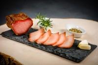 Geräuchertes Kaiserfleisch, vakuumiert ca. 400g - Metzgerei Mair