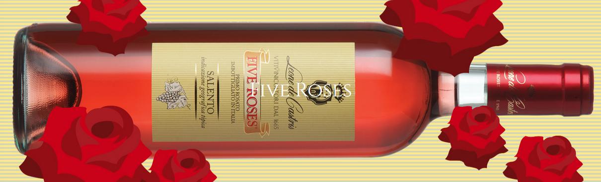 Five-roses-Wein-leone-de-castirs