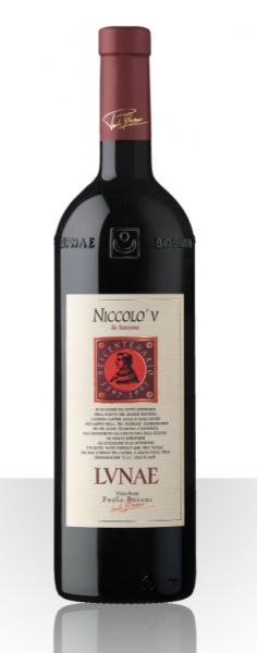 """Colli di Luni Rosso DOC """"Niccolò V"""" 2016 - Lvnae Bosoni"""