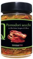 Getrocknete Tomaten in Olivenöl, 2,9 kg - Quattrociocchi