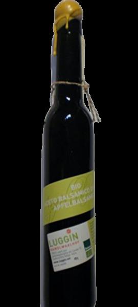 Luggin Kandlwaalhof BIO-Apfelbalsamico Essig - Excellenter BIO-Balsamico Essig aus Südirol,250ml