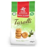 Taralli Classici glutenfrei 175g - Fiore di Puglia