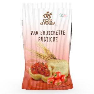 Panbruschette Rustiche - kleine Bruschetta-Brötchen aus Italien, 200g - Fiore di Puglia