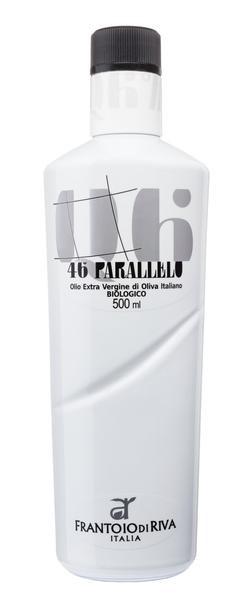 46 ° Parallelo Natives Olivenöl BIO 0.50 L – Agraria Riva del Garda