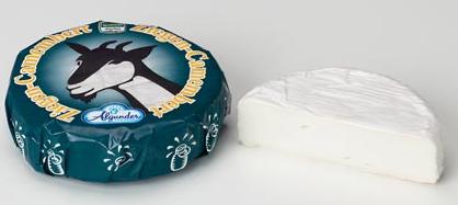 Ziegen-Camembert 270gr - Algunder Sennerei
