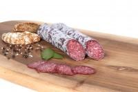Rindssalami aus Südtirol - Salami aus Rindsfleisch, vakumiert, 240g - Rinner Metzgerei
