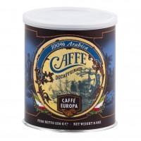 Decaffeinato 100% Arabica, macinato, 250 g in barattolo - Caffè Europa
