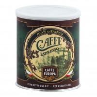 Espresso 100% Arabica, macinato, 250 g in barattolo - Caffè Europa