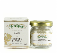 Salz aus Guérande mit weißem Trüffel, 30g - Tartuflanghe
