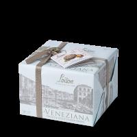 Panettone Veneziana mit Pistazien aus Bronte 550 g - Loison