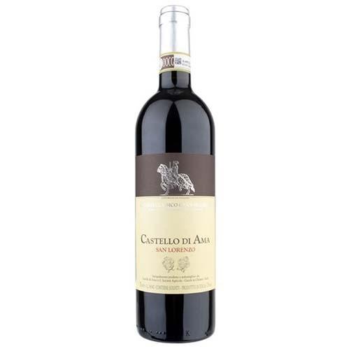 """Chianti Classico Gran Selezione """"San Lorenzo"""" D.O.C.G. 2014 - Castello di Ama"""