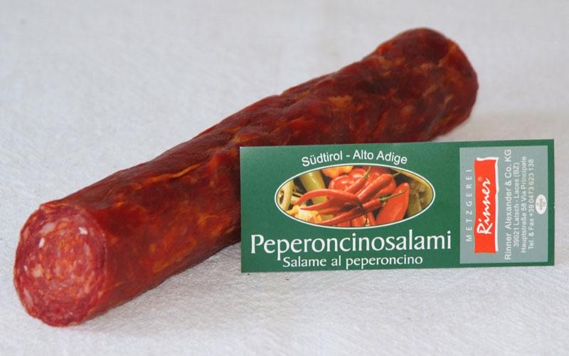 Rinner-Peperoncinosalami