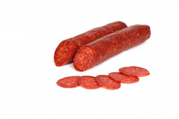 Rinner Peperoncinosalami aus Südtirol - vakumiert, ca.240g
