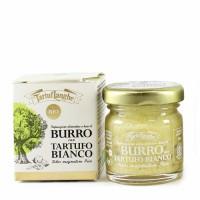BIO Butter mit weißem Trüffel, 30g - Tartuflanghe