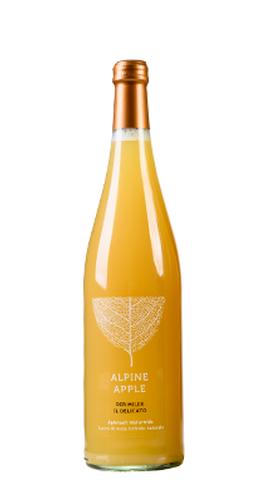 """Apfelsaft Alpine Apple """"Der Milde"""", 0,75 Liter Flasche - Epflsoft"""