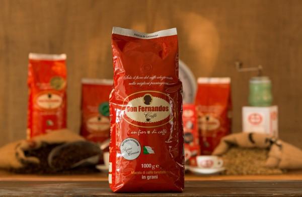 Super Cream Caffé in grani 1 kg - Don Fernandos